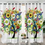Tree Of Life Themed Curtains