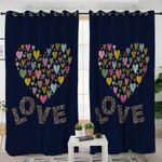 Love In Love Curtains