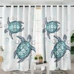 Sea Turtle Curtains
