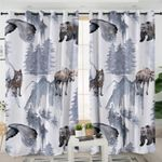 Cold Beasts Curtains