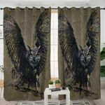 Mighty Owl Curtains