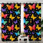 Butterflies Themed Curtains
