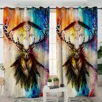 Antelope & Dream Catcher Curtains