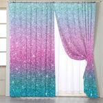 Sprinkle Light Colors Curtains