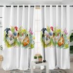 Chicken Farm Curtains