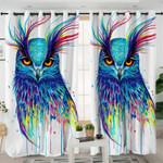 Pixie Owl Curtains