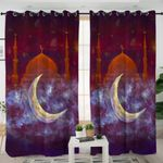 Night Castle Curtains
