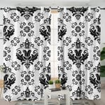 European Style Patterned Curtains