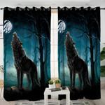 Wolfhowl Dark Curtains