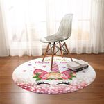 Magical Celabration Round Rug