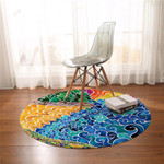 Mother Earth Creations Round Rug