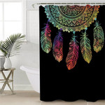 Hanging Dream Catcher Shower Curtain