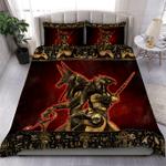 Custom Bedding 3D Osiris Ancient Egyptian Bedding Set