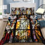 Custom Bedding Christian Jesus Bedding Set - Gift for Jesus Lover #28818