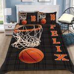 Custom Bedding Basketball Personalized Bedding Set