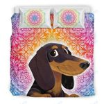 Custom Bedding Dachshund Bedding Set