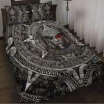 Custom Bedding Aztec Warrior Mexican Bedding Set