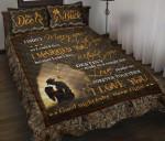 Custom Bedding Hunting - Forever Together Bedding Set