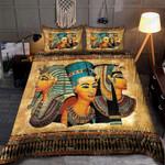 Custom Bedding Ancient Egyptian Gods Bedding Set
