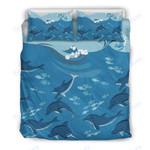 Custom Bedding Dolphins Bedding Set