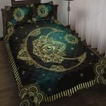 Custom Bedding Moon And Sun Bedding Set