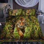 Custom Bedding 3D Tiger Power Bedding Set