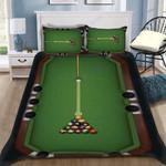 Custom Bedding Billiards Bedding Set