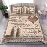 Custom Bedding Farm - Llama - I Choose You Bedding Set