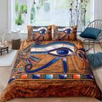 Custom Bedding Eye of Horus Ancient Egypt Bedding Set