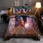 Custom Bedding Nefertiti Ancient Egyptian Queen Bedding Set
