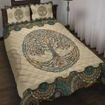 Custom Bedding Yoga Tree Bedding Set
