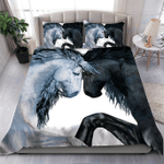 Custom Bedding Love Horses Bedding Set