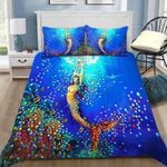 Custom Bedding Be A Mermaid And Make Waves Bedding Set