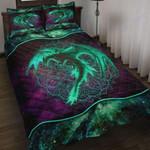 Custom Bedding Jade Dragon Bedding Set