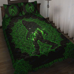 Custom Bedding Bigfoot Bedding Set
