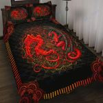 Custom Bedding Dragon And Hoenix Bedding Set