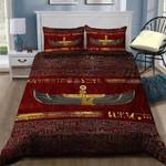Custom Bedding Ancient Egyptian Goddess Bedding Set