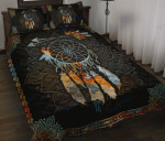 Custom Bedding Native American Dreamcatcher Feather Bedding Set