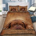 Custom Bedding 3D Dogue de Bordeaux French Mastiff Bedding Set