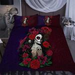 Custom Bedding Sugar Skull Bedding Set #58668