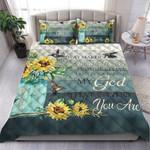 Custom Bedding My God-Jesus Bedding Set