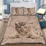 Custom Bedding 3D Lion Bedding Set