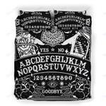 Custom Bedding Black Ouija Board Bedding Set