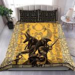 Custom Bedding Osiris Gods Ancient Egypt Bedding Set