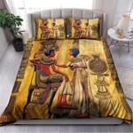 Custom Bedding Ancient Egypt Bedding Set #81225