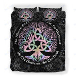 Custom Bedding Triquetra Wicca Bedding Set
