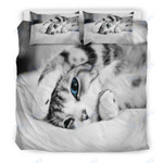 Custom Bedding Simply Cat Lovers Doona Bedding Set