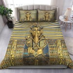 Custom Bedding 3D Ancient Egyptian Pharaoh Bedding Set