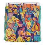 Custom Bedding Colorful Bedding Set