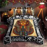 Custom Bedding Ancient Egyptian Pharaoh Bedding Set